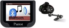 Parrot Offers Bluetooth Hands-free Kits