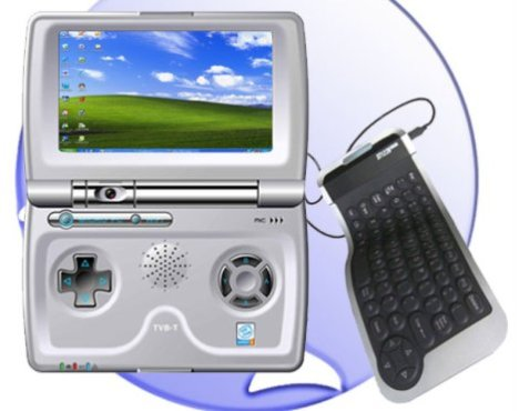Seabright PC430 Runs On Windows CE