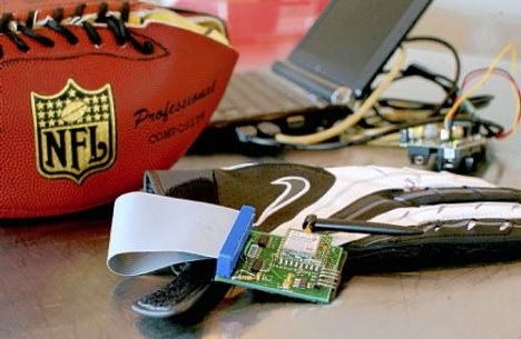 Footballs With Sensors Could Spell End Of Referees