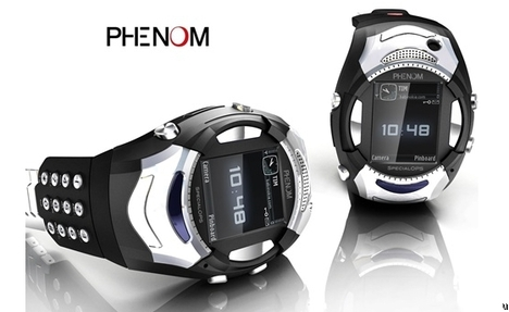 Phenom SpecialOPS Watch Phone, Are Touch U.I Useful With a 1.3-inch Display?