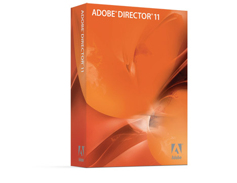 Adobe launches Director 11!