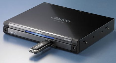 Clarion NAX973HD