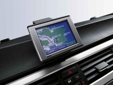BMW Mount for the Garmin Nuvi 360 GPS