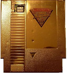 Gold Cartridge For $15,000