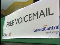Homeless Folk Get Free Voicemail