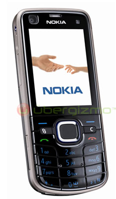 Nokia 6220 Classic: 5 Megapixel Camera With A- GPS and Photo Geo-Tagging. It Is Also a Phone