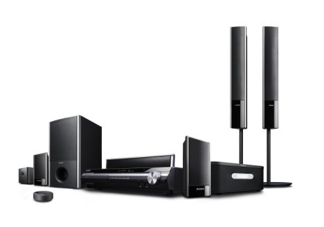Sony DAV-HDX576WF Home Theater System
