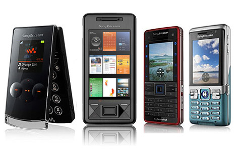 Sony Ericsson Lands in Force in Barcelona