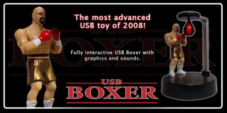 Fully Interactive USB Boxer