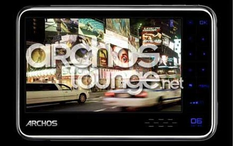 Archos 606 To Come With 3G
