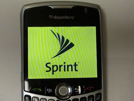 Sprint, Telus to get Curve 8830 with GPS