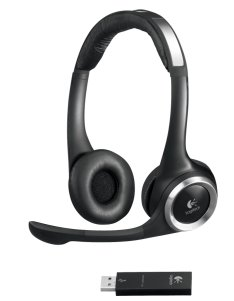 Casque PC Sans Fil Logitech ClearChat