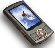 Oasis Portable Media Player
