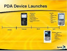 Sprint Could Get Treo 800w