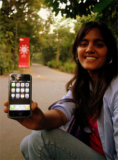 Lancement du iPhone en Inde en Septembre