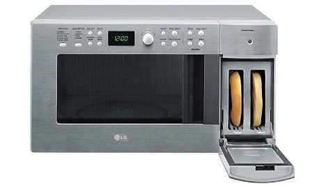 Four à Micro-ondes Toaster LG