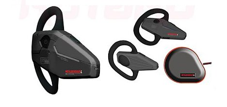 Casque Bluetooth MGS4