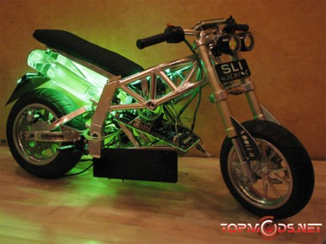 Motorcycle Case Mod