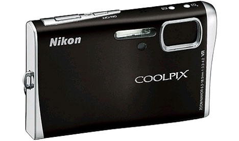 Nikon Coolpix S52c WiFi Compact Camera