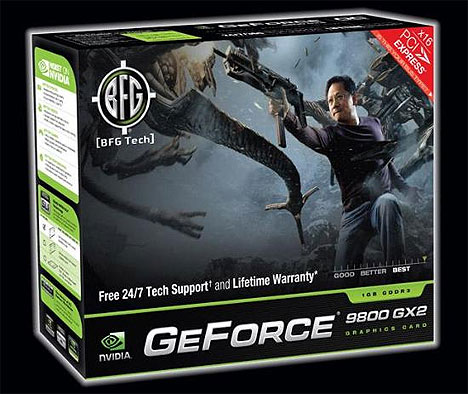 NVIDIA Commemorative Box Edition