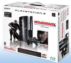 Bundle PS3 + Metal Gear Solid 4 (MGS) sur SonyStyle