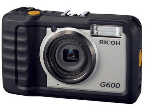 Ricoh G600 Rugged Camera