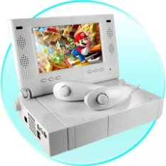 Wii gets 7-inch LCD Monitor