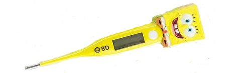 SpongeBob Digital Thermometer