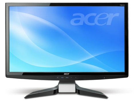 Acer P244W LCD Monitor