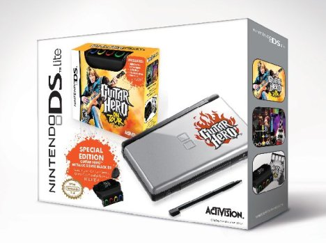 Guitar Hero DS Lite Special Edition
