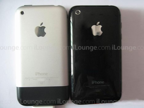 3G iPhone Compared