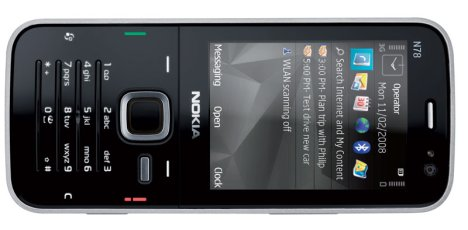 Nokia N78 Hits US Officially