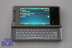 Sony Ericsson Xperia X1 Out Soon