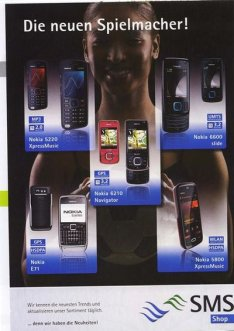 Nokia 5800 in the Pipeline?