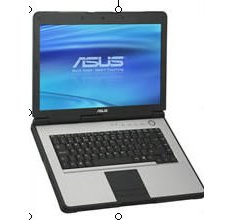PC portable Robuste Asus B51