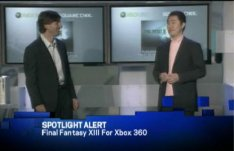 Final Fantasy XIII Heads for Xbox 360