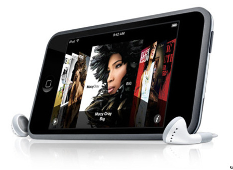 Rumor: iPod Touch to get 64GB, GPS?