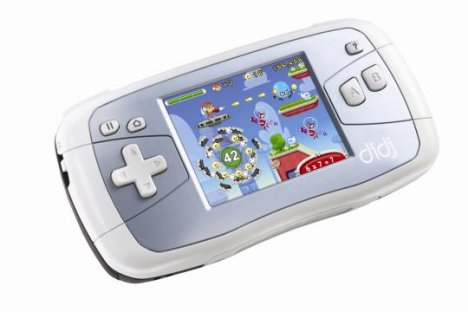 Leapfrog Didj Portable Gaming Console