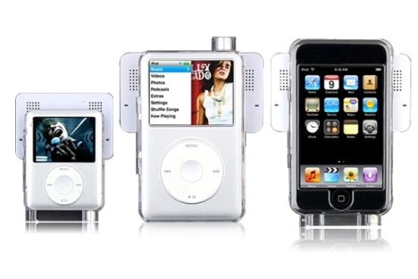 iPod Swing Speaker in Korea