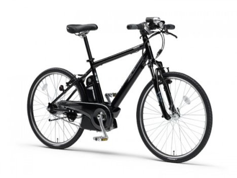 Yamaha Pas Brace Electric Bike