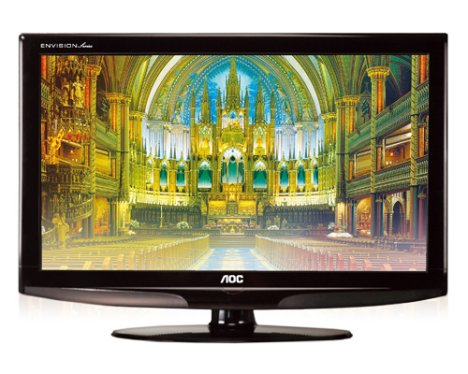 AOC Rolls Out New LCD TVs