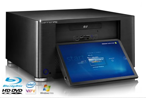 Cannon PC Ships Media Center TV Pack with Media Center PCs