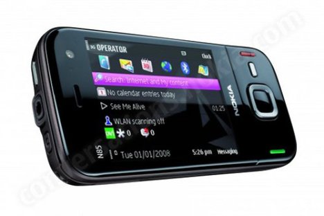 Nokia N85 And N79 To Hit The UK