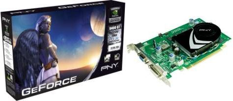 Carte graphique PNY Geforce 9400 GT 512Mo