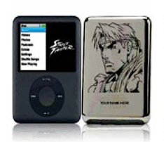 Street Fighter iPods