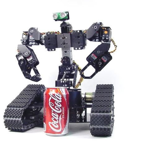 Entertainment Robots Running On VIA EPIA Pico-ITX Motherboards