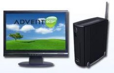 Advent Eco Computer Goes Green (Duh)