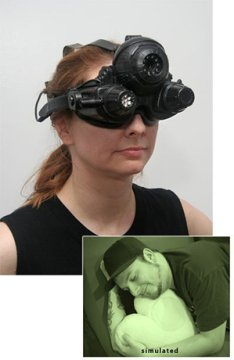 Night Vision Goggles Get Affordable