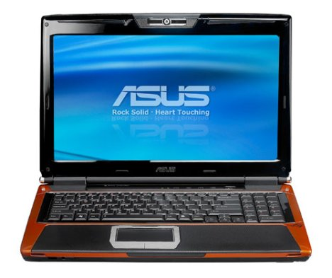 PC portable Gamer Asus G50V