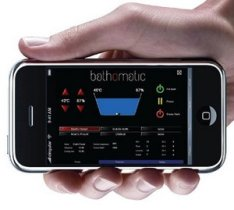 Bathomatic Fully Automated Digital Bath Filler